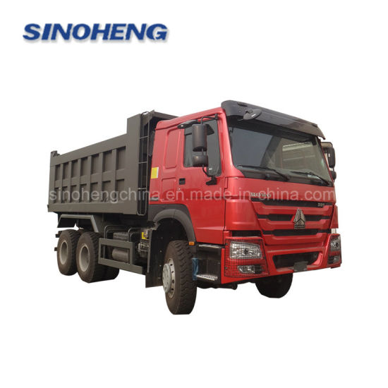 336HP Sinotruk HOWO Chassis 6X4 Dump Truck for Sale