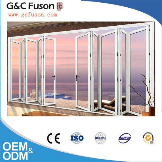 China Aluminium Iron Main Entrance Doors Grill Design