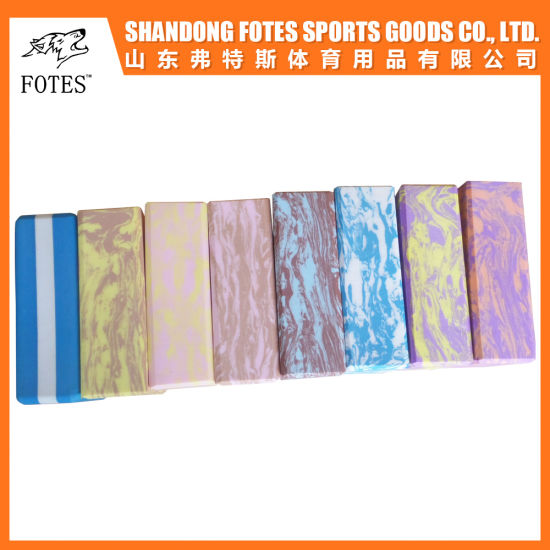 Good Quality High Density Yoga Bricks Blocks
