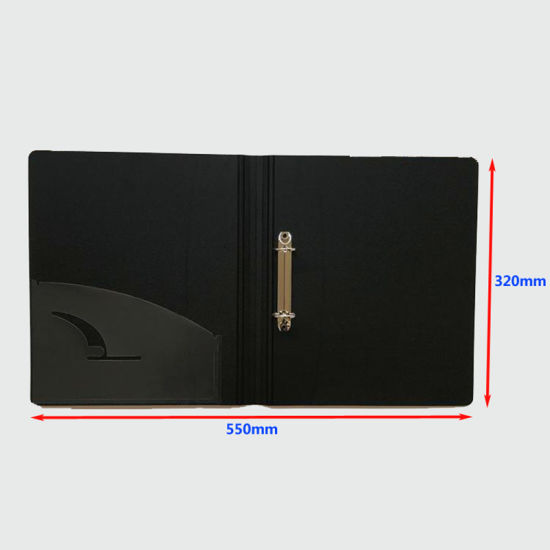 Printing Cardboard Ring Binder File Folder