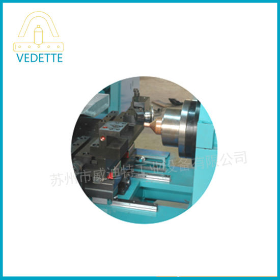 Automatic Hydraulic Stainless Steel Hydraulic Copper Tube Extrusion Press Pipe End Forming Machine