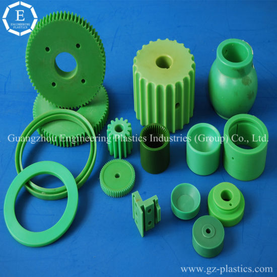 High Quality Plastic Oil Nylon Mc901 PA Rack Worm Gear pictures & photos