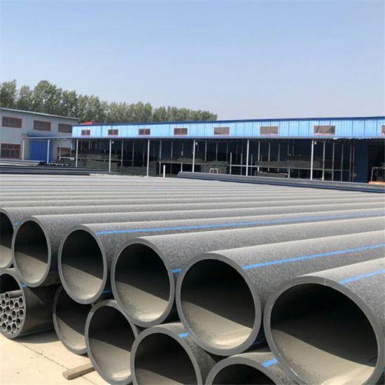 Verrassend China Grote Diameter 50-500 mm PE100 HDPE Pipe Buis Voor PO-55