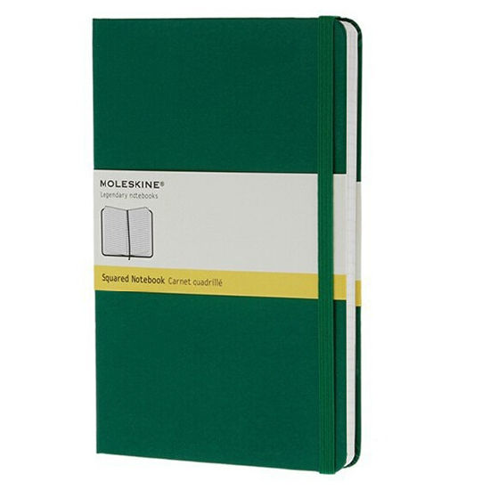Soft Leather Moleskine Squated Notebook pictures & photos
