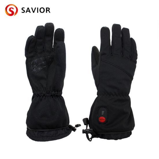 SAVIOR SHGLS18 Rechargeable Heated Gloves Battery Heating Keep Warm Sport Gloves