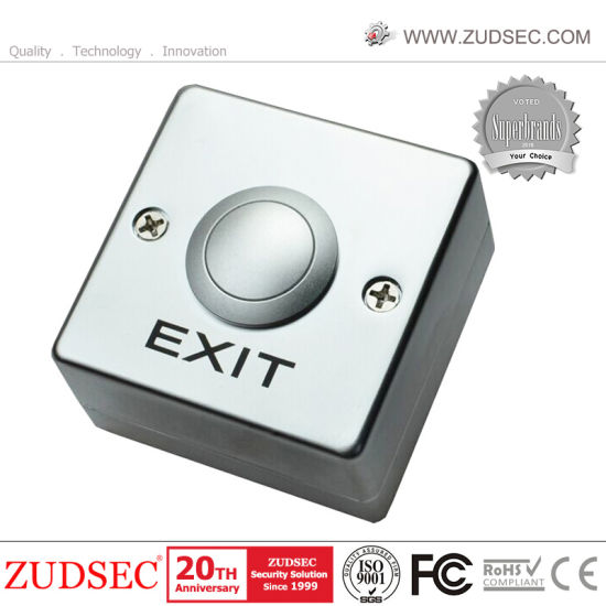 Door Release Push Button Emergency Exit Button Switch