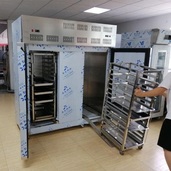 Auto Defrost Blast Cooler -80 Degree Fast Freezer Deep Refrigerator Freezer Stand