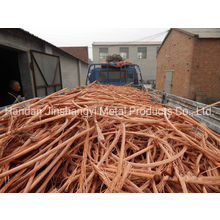 Millberry Scrap Copper Wire with High Purity 99.9% pictures & photos