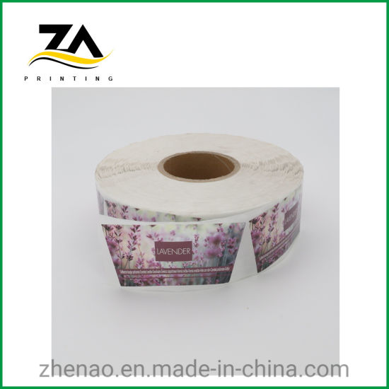 Latest Technology Private Cosmetic Custom Printed Label