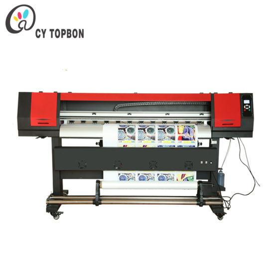 1.6m Large Format Digital Inkjet Eco Solvent Printer with Dx5 Head Printing Machine Manufacturer
