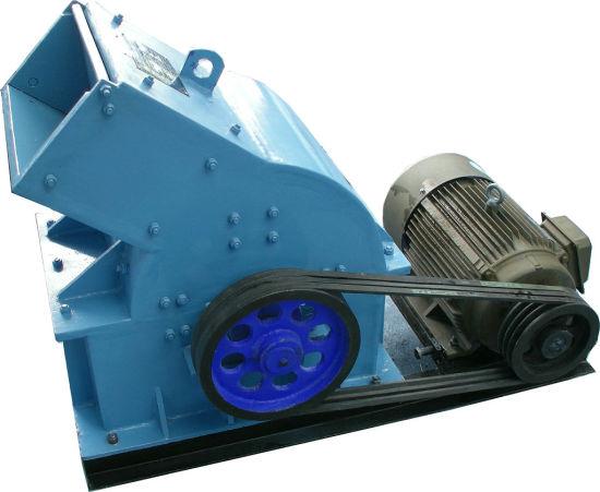 High Quality Mini Home Use Manganese Steel Hammer Mill Fine Stone Crusher PC-600X400