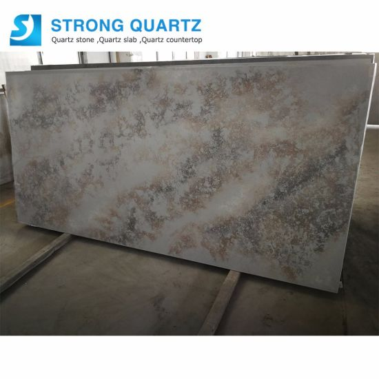Polished/Matt/Rough / Leather /Brush Surface Artifical /Engineered /Man-Made Marbles/Granite Looks Quartz Stone Slabs