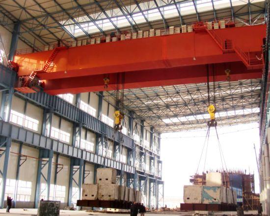 30ton 20ton Single Girder Double Girder Overhead Bridge Crane