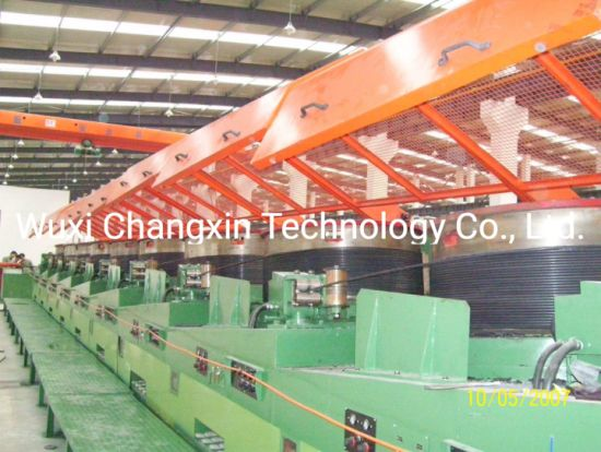 High Carbon PC /Steel Cord/PC/Carbondurable Ironwire Drawing Machine