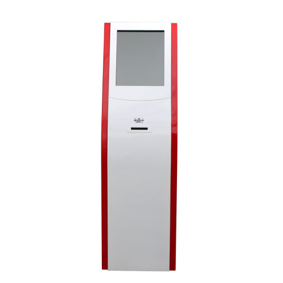 17inch Floor Standing Queue Management System for Restaurant & Bank &Hospital