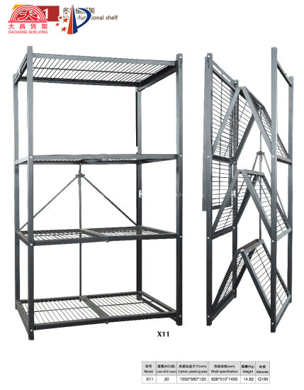High Quality Storage Rack / Cold Storage Shelf / Industrial Racking
