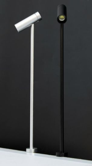 LED Pole Light for Cabinet Window Display