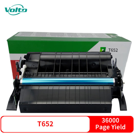 2//PK-36000 Page Yield SuppliesMAX Compatible Replacement for Lexmark T654//T656//TS654//TS656 Extra High Yield Toner Cartridge T654X84G/_2PK