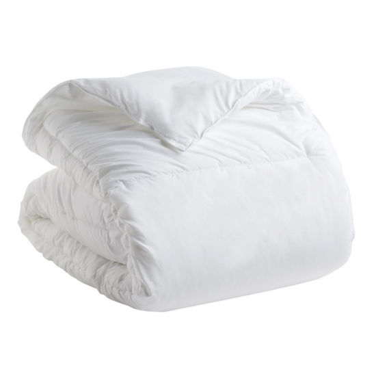 Baffle Box White Duck Down Duvet, King Size Duck Down Duvet, Luxury Duck Down Duvet pictures & photos