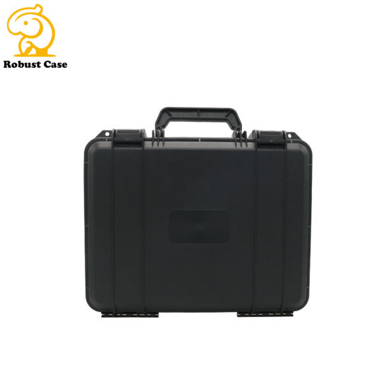 Chinese Suppliers Wonderful Design Travel Plastic Equipment Case with Foam Inside