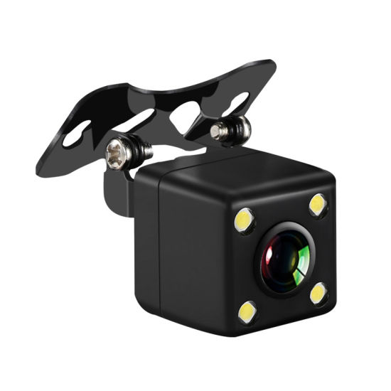 New Arrival Waterproof Car Rearview Rear View Camera for Vehicle Parking Reverse System with 4 IR LEDs Night Vision