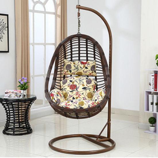 Hotel Rattan Hammock Swing Chair