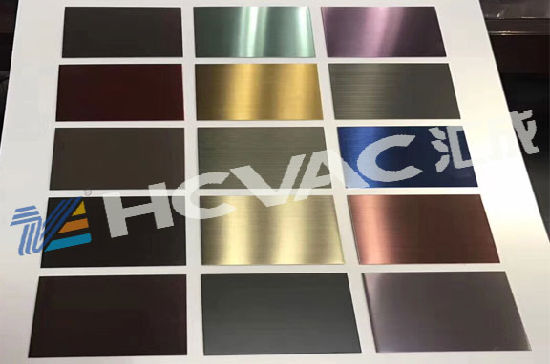 China Stainless Steel Coloring Sheet, Decorative Sheet PVD Coating ...