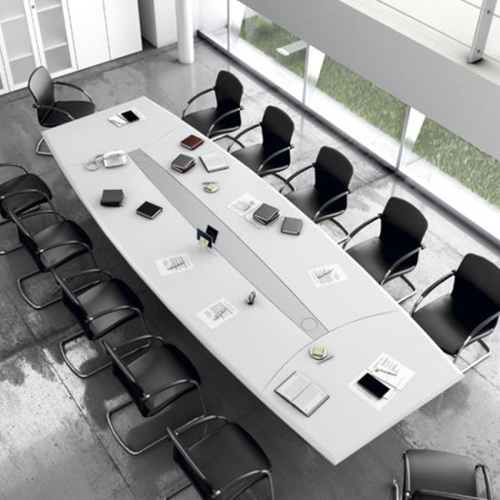 Modern Conference Room Design Photos Black Lighting Uk Socket Table With 20 Seats