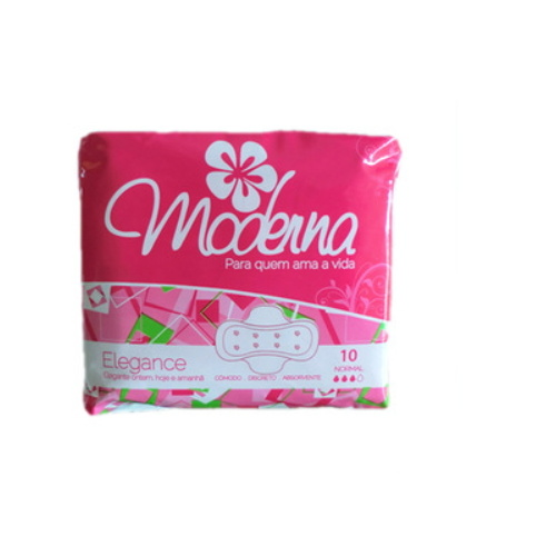 Disposable Style Non-Woven Material Sanitary Napkin pictures & photos