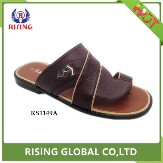 e9f046cece9d5 China 2018 New Style Summer Fashion Men Slippers Wholesale - China ...