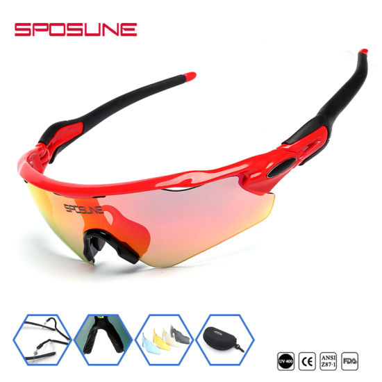 b27137a7734 Novelty Custom Fashion Sport Sunglasses Come with Hard EVA Case Vintage  Cycling Driving Riding Sun Glasses