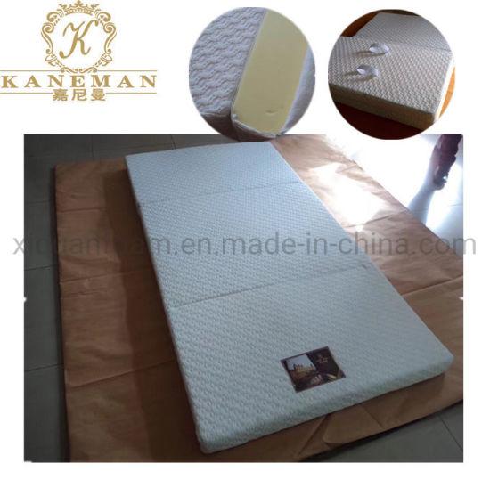 Folding OEM Rolled Foam Mattress