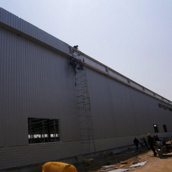China Factory Competitive Price Steel Workshop pictures & photos