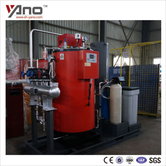 China Ce Certificated 100kg/H Capacity Fuel Light Diesel (Oil) Steam ...