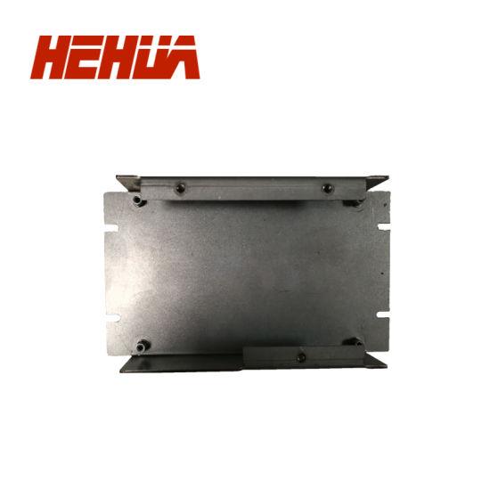 Custom Powder Coating Carbon Steel Laser Cutting Bending Sheet Metal Parts Supply for Machine