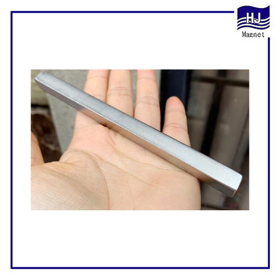 Strong Long Block Square Nickel Neodymium Permanent Magnet