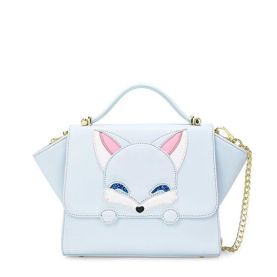 S Wing Handbags Lady Satchel Bag