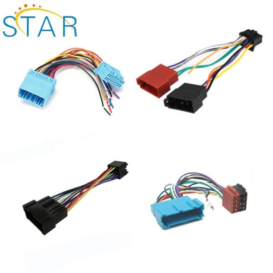 China Toyota Car Auto Cd Player Car Wiring Loom Harness China Radio Iso Wiring Harness Stereo Car Wire Harness