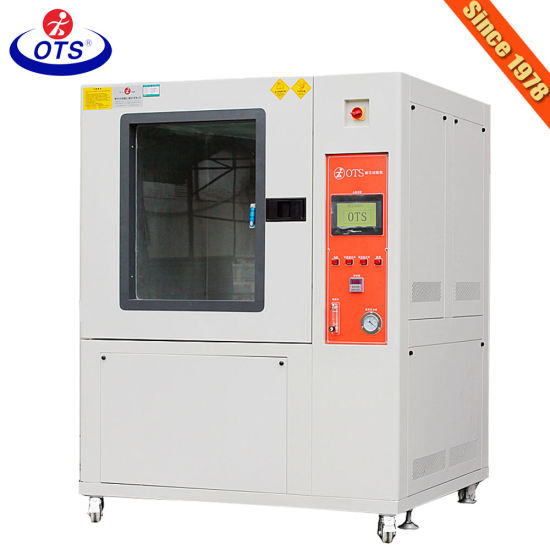 GB4208-93 IP56X Electrical Dust Environment Simulation Test Chamber