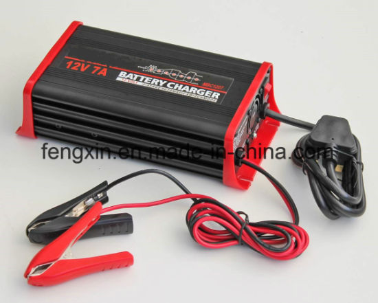 Customized 12V/24V/36V/48V/60V/72V Lead Acid Battery Charger Golf Trolley Charger pictures & photos