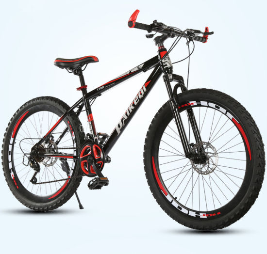 66a51111bb5 26 Inch Carbon Steel Mountain Bike Road City Bicycle with Full Suspension  pictures & photos