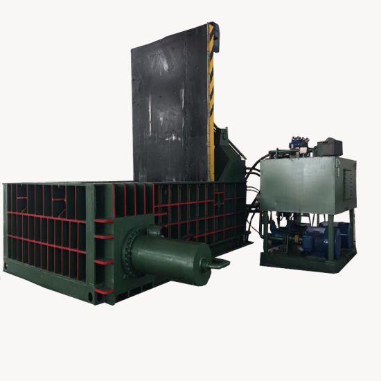 Turn out Scrap Metal Hydraulic Metal Baler Machine