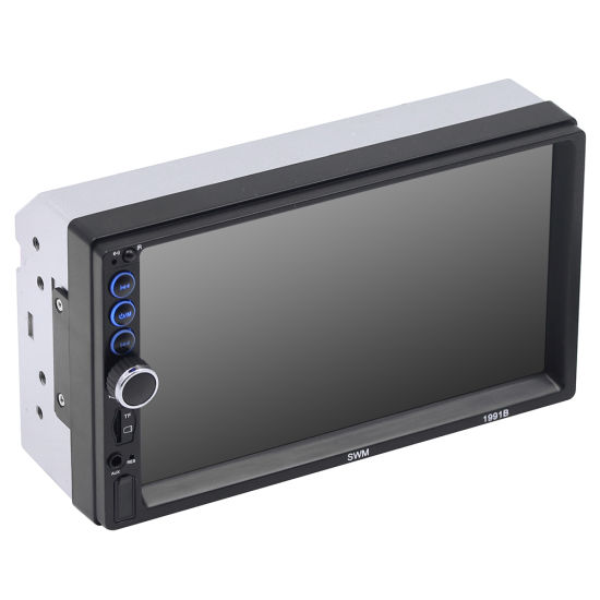Sunplus 7 Inch Car Video 2DIN 1080P Car Radio MP5 Player New Model pictures & photos