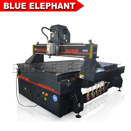 Diy Cnc 1325 Router Machine With Vacuum Table Wood Machinery 1300x2500mm