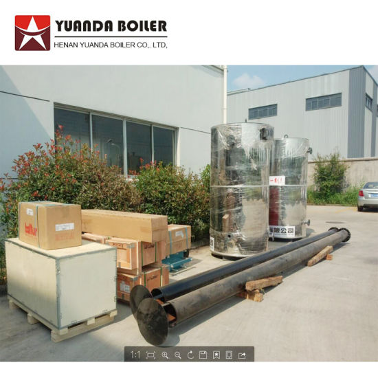 China Small 300 Kg 400 Kg 500 Kg 750kg 1000kg Oil Gas Fired Steam ...