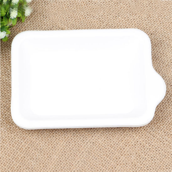 Compostable Bagasse Pulp Paper Plates Dinnerware Sugarcane Clamshell Sugarcane Tableware  sc 1 st  Anhui Taicheng Paper u0026 Plastic Technology Co. Ltd. & China Compostable Bagasse Pulp Paper Plates Dinnerware Sugarcane ...