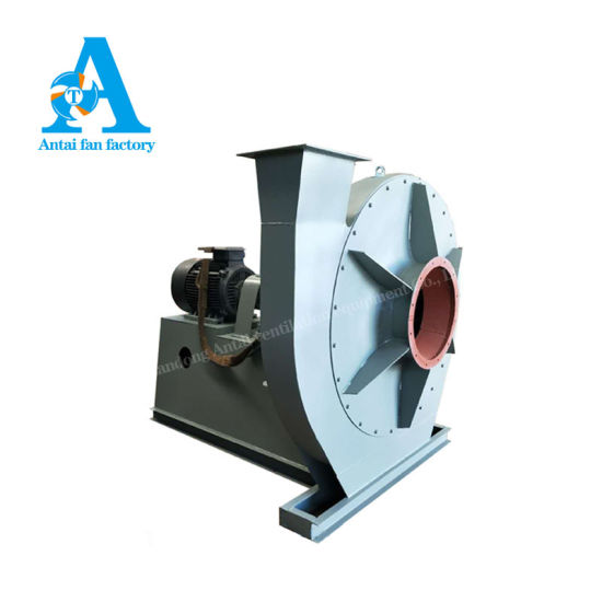 OEM Direct Sale High Pressure Centrifugal Ventilation Exhaust Fan/Induced Fan for Forge and Furnace or Boiler Factory