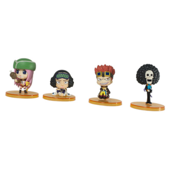 PVC One Piece Action Figures