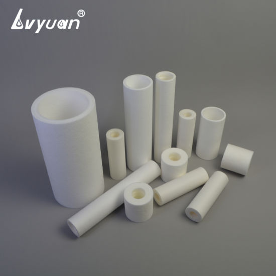All Kinds of PP Water Filter Candle Cartridge for Water Treatment pictures & photos