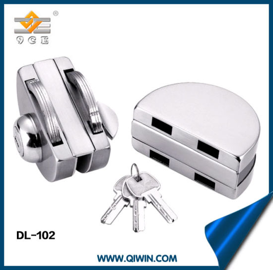 China Double Side Door Control High Quality Sliding Glass Door Lock